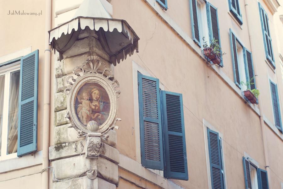 Rzymskie zaułki