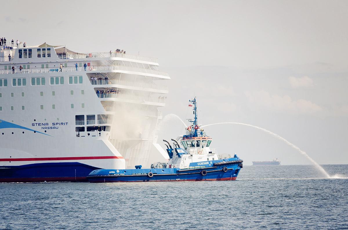 Antyterroryści w akcji - Gdynia