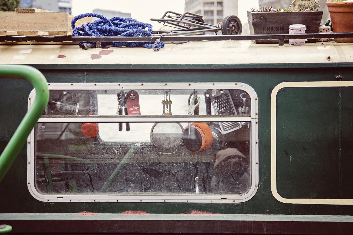 Mieszkanie barka Londyn