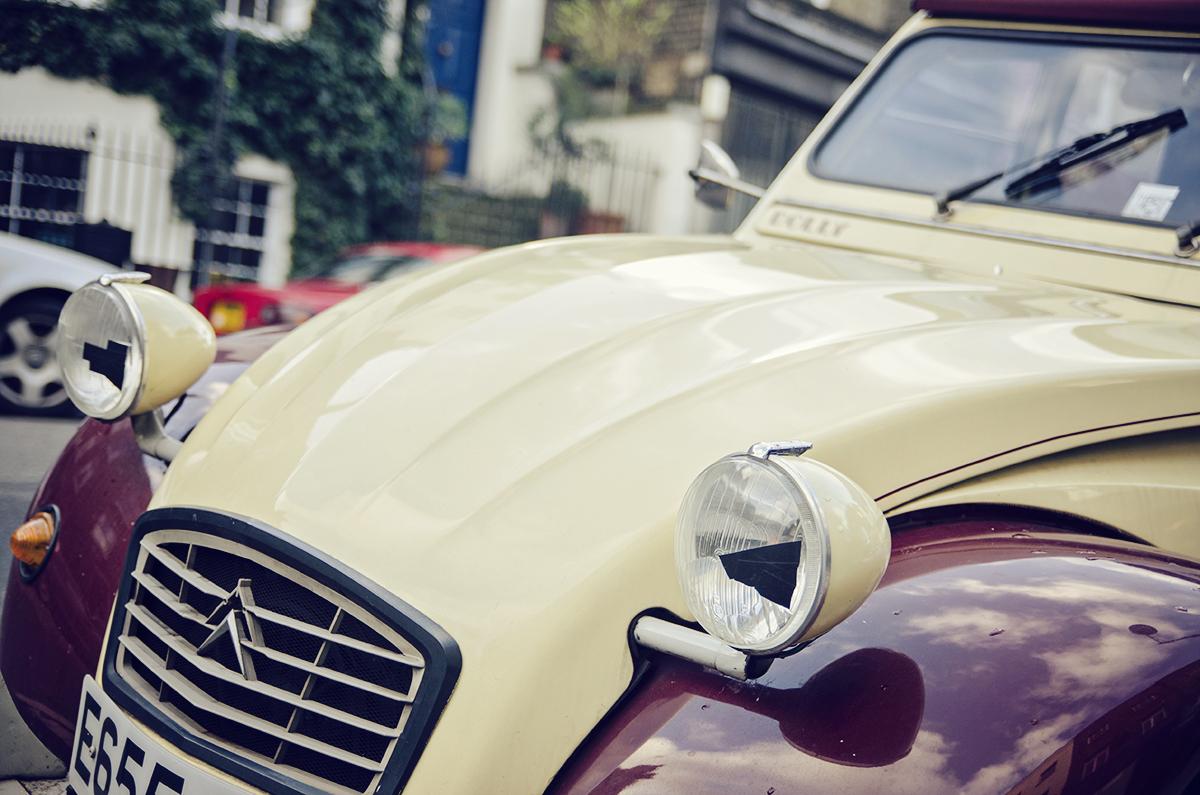 Islington car
