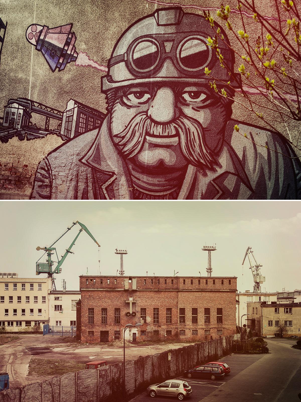 Murale Gdynia