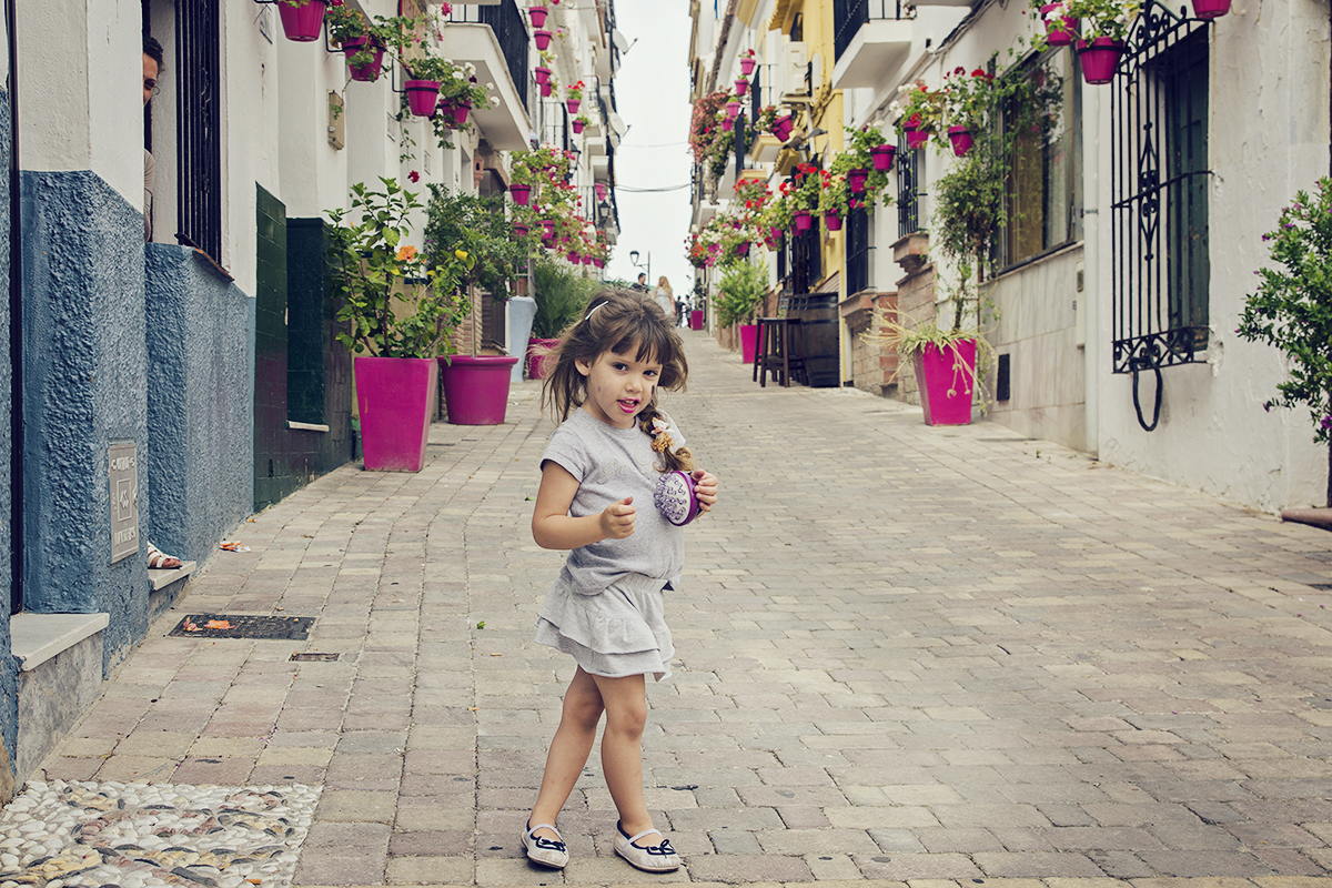 Estepona: little model