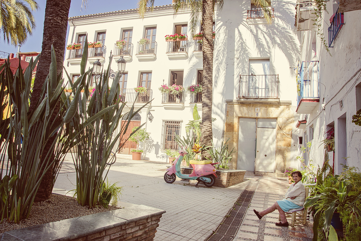 Marbella, Hiszpania
