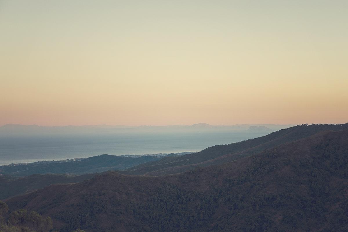 zachod slonca Andaluzja
