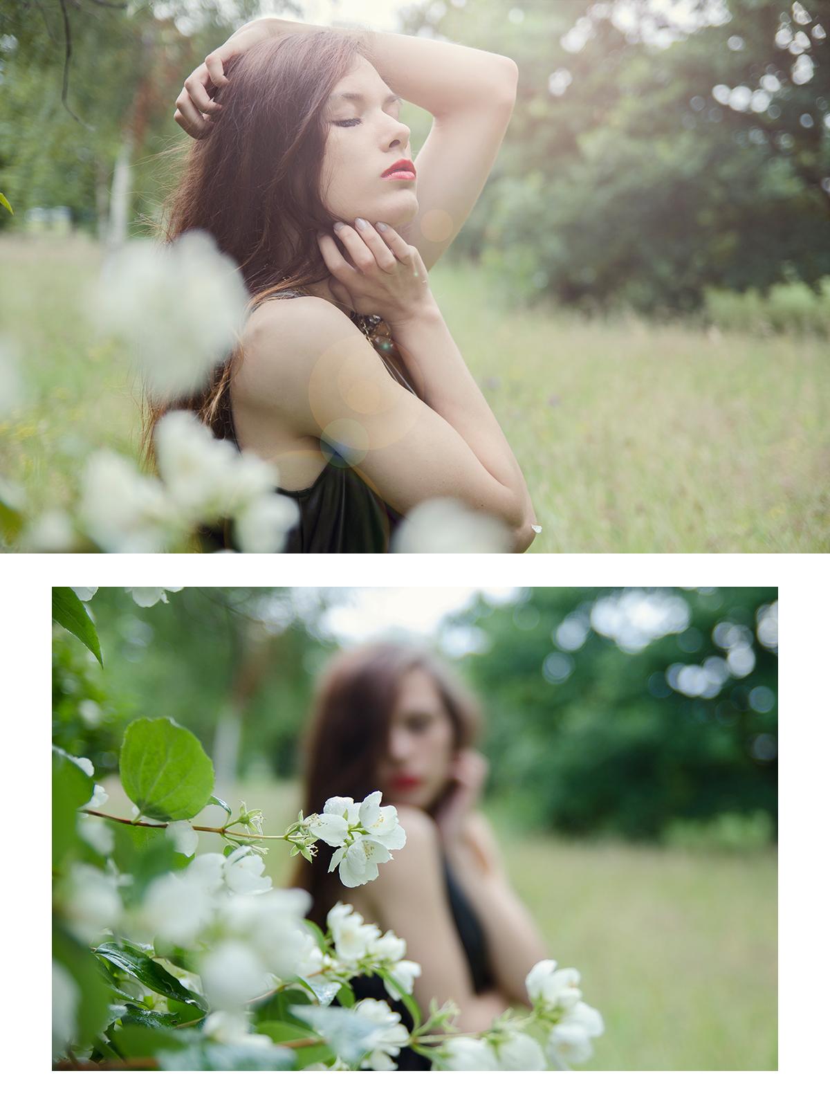 Aleksandra-kiss the rain