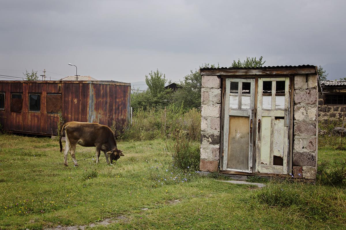 wieś w Armenii