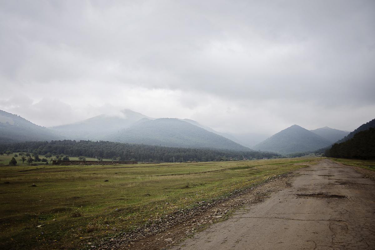 widok na gory