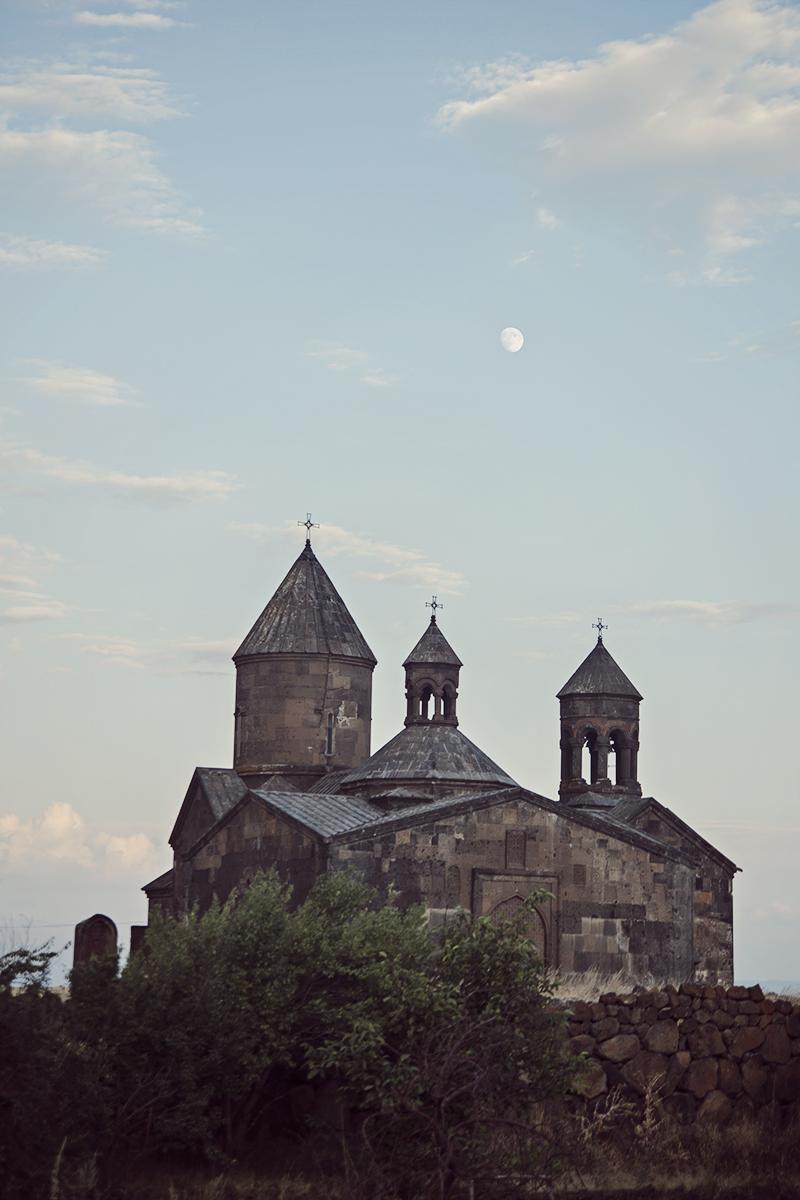 Saghmosavank Armenia