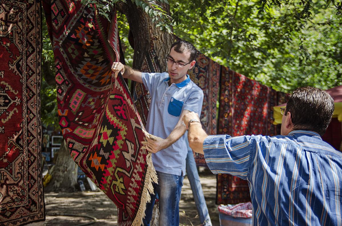 sprzedaz dywanow Armenia