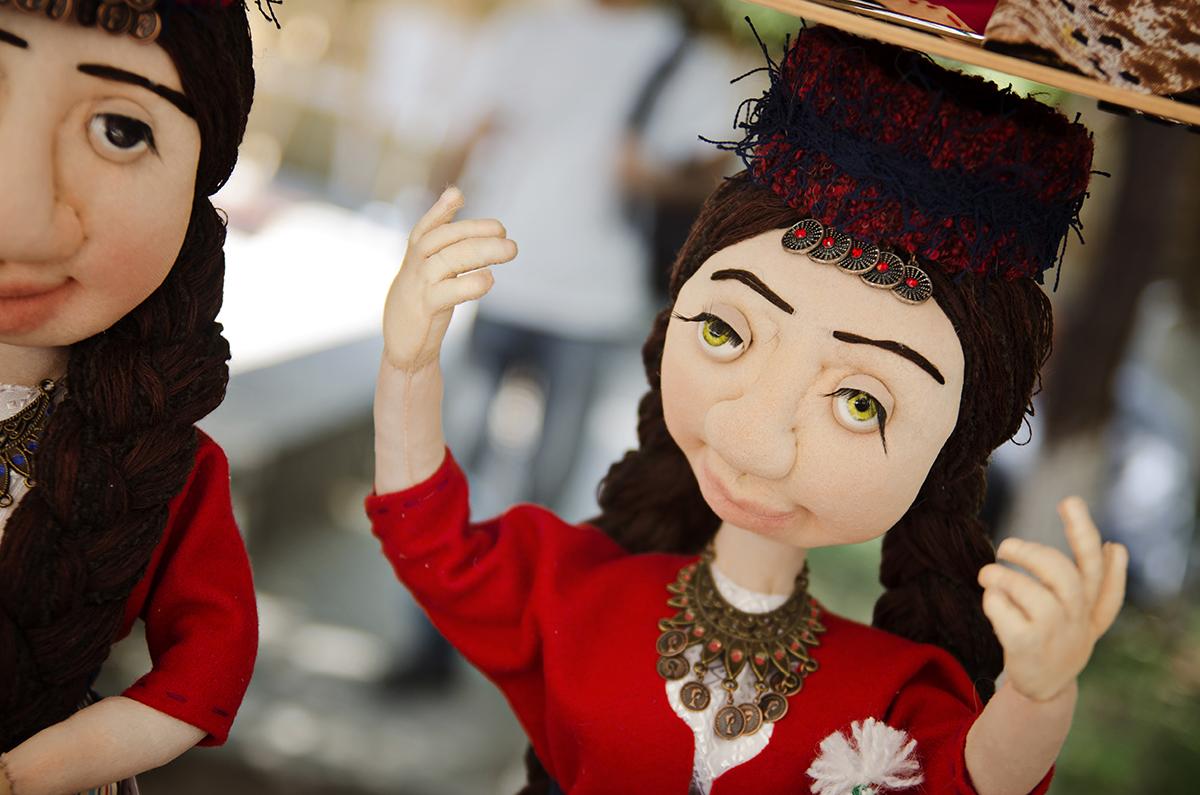 ormianska dziewczyna