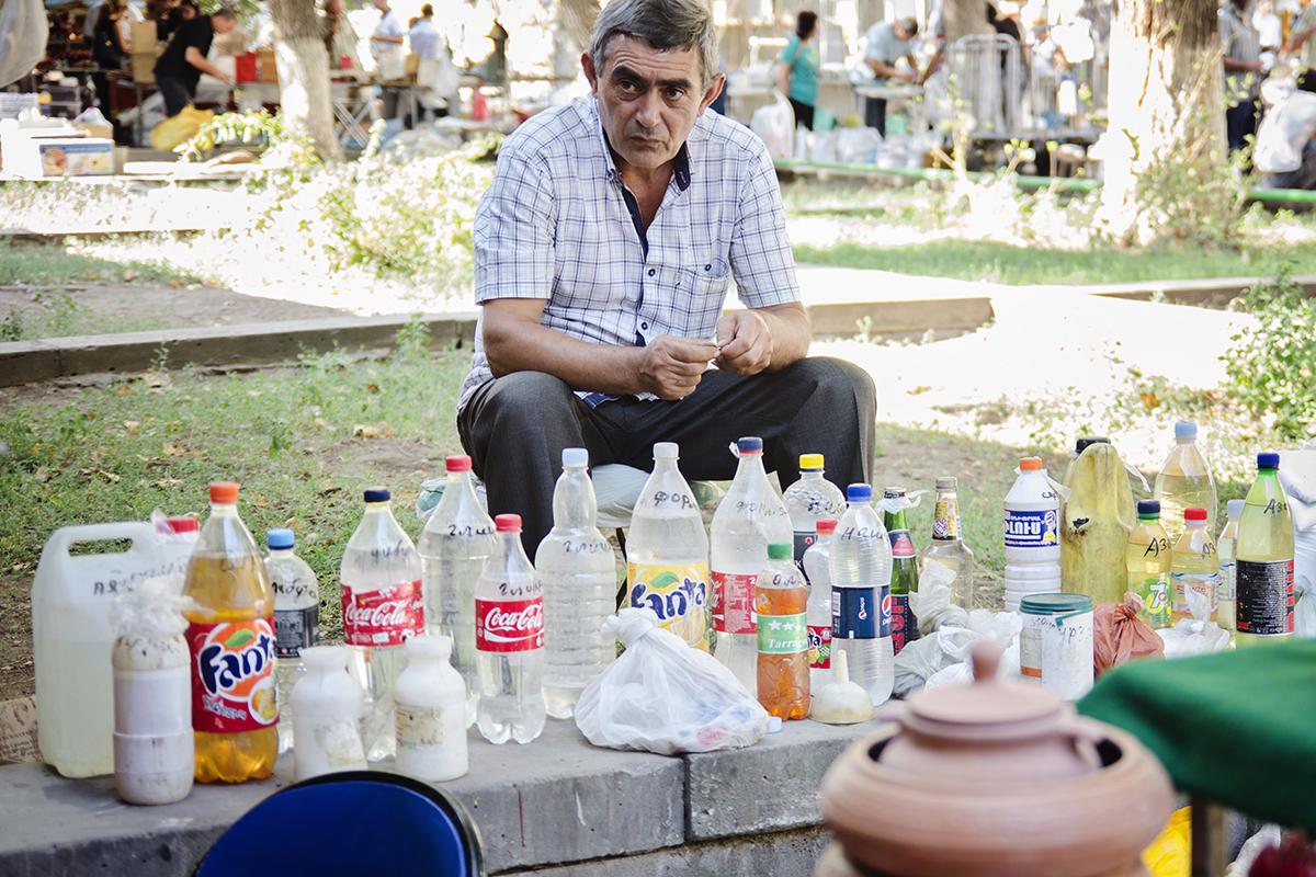 wernisaz erywan armenia