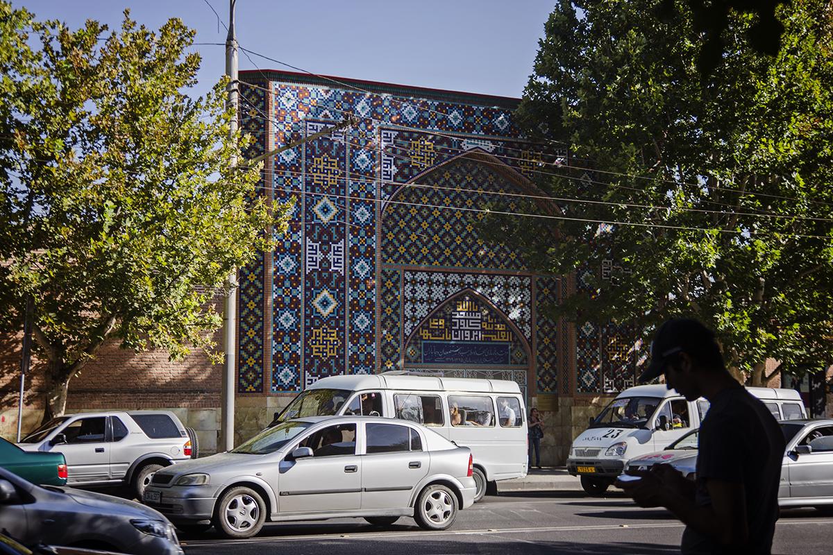 meczet w erywaniu