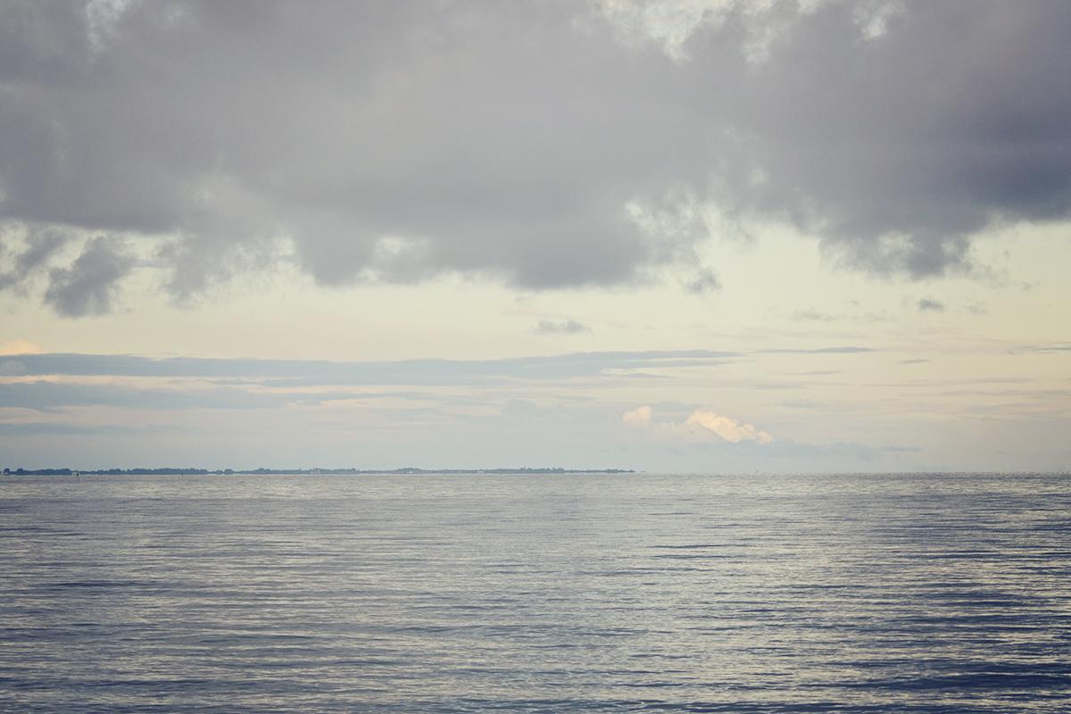 widok na Hel z Oksywia