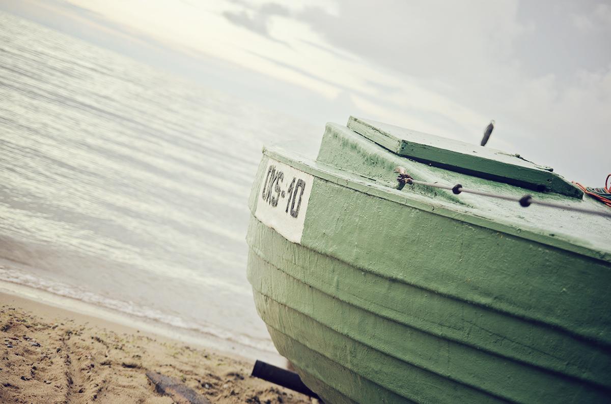 Lodz na Oksywiu