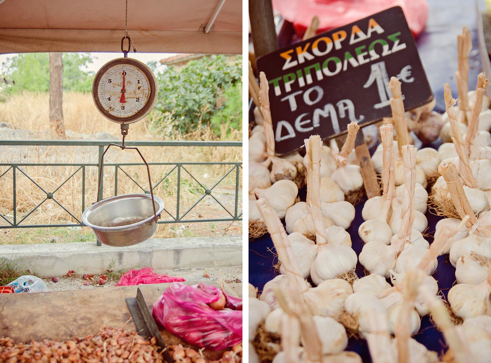 bazar na peloponezie