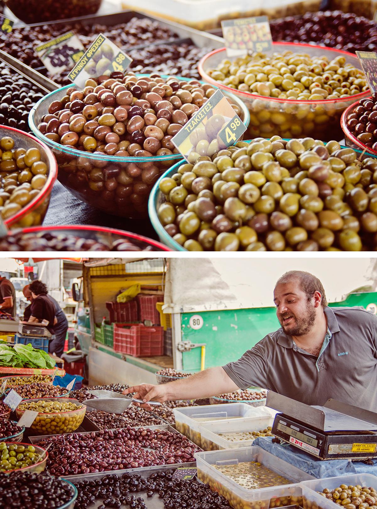 greckie oliwki