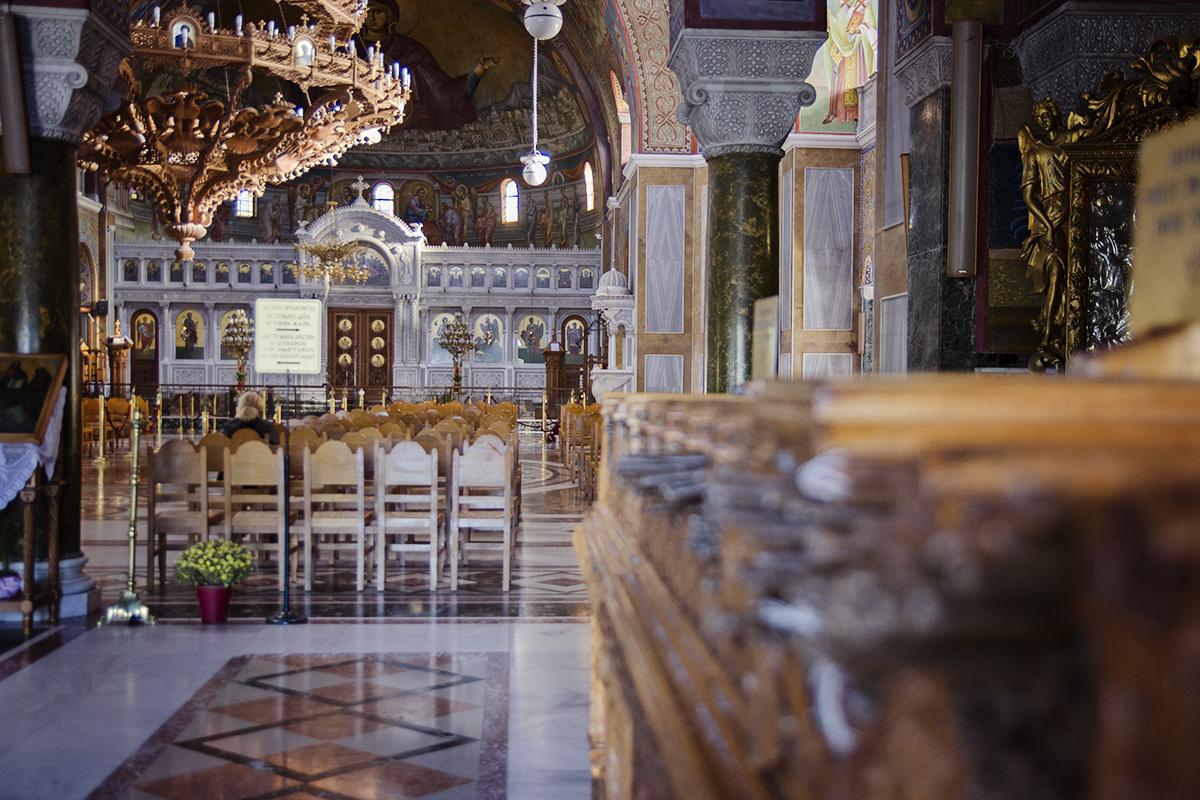 Bazylika w Patras