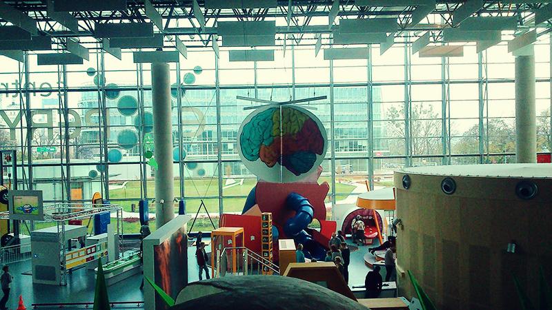 Centrum Experyment w Gdyni