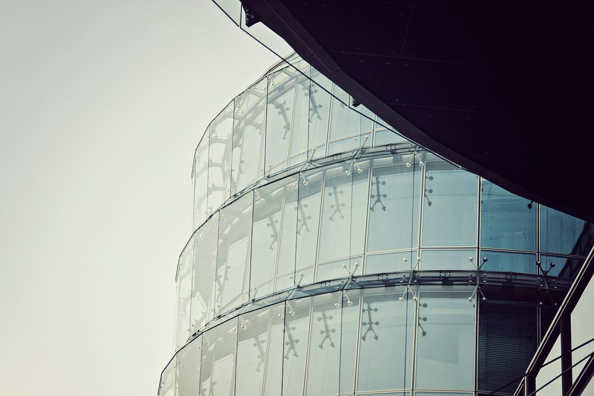 szklane domy Gdyni