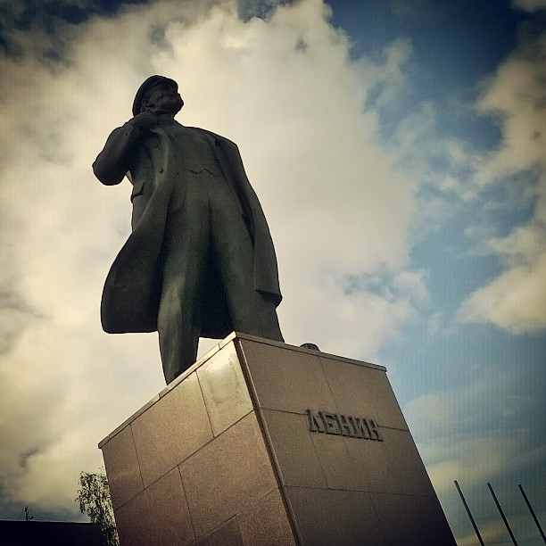Lenin w Grodnie