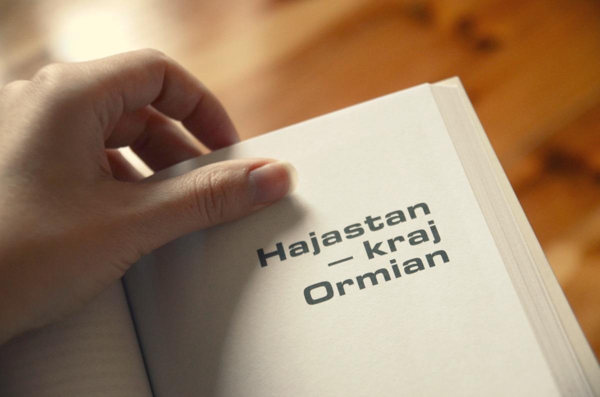 ksiażka o Armenii